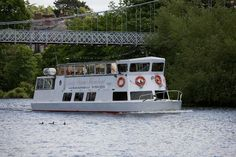 River Dee Cruises. The very best way to appreciate the beauty and character of this ancient city.