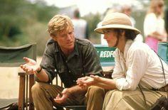 Robert Redford y Meryl Streep protagonistas de Memorias de África