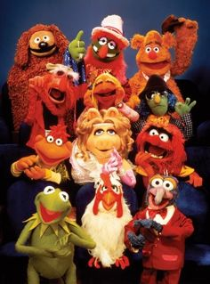 love The Muppet Show!