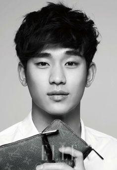 Kim Soo Hyun for Elle