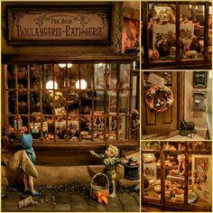 La petite boulangerie miniatures