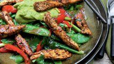 Low-Carb Cajun Chicken Salad with Guacamole – Recipe – Diet Doctor Diet Doctor Recipes, Diet Recipes, Cajun Chicken Salad, Keto Chicken, Cajun Spice Mix, Indian Food Recipes, Ethnic Recipes, Guacamole Recipe, Easy Salad Recipes