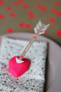 Love-Struck Placecards