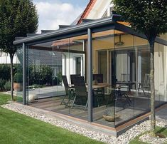 Amazing Useful Ideas: Garden Canopy Reading Nooks canopy tent sun.Garden Canopy Retractable canopy tent how to make a. Garden Room, Outdoor Decor, Deck With Pergola, Canopy Design, Glass Room, Patio Design, Pergola Plans, Backyard Canopy, Canopy Tent