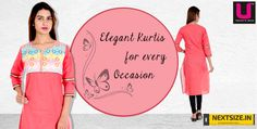 A constantly updated #kurti collection for you! #NextSize Find us here:  http://nextsize.in/