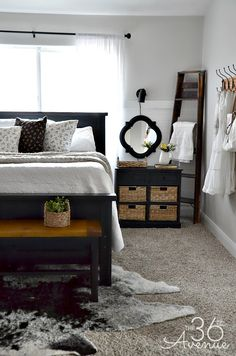 Quick And Easy Master Bedroom Makeover Bedrooms Master