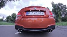 BMW 1 M Coupe vs M235i Coupe revs, launch control and burnout | ExoticCa...