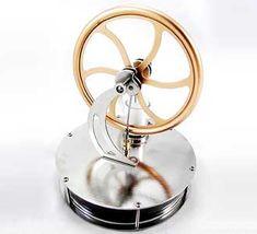 Low Temperature Stirling Engine Kie