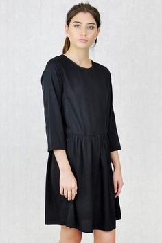 Swing Dress, Dresses With Sleeves, Long Sleeve, Collection, Fashion, Gowns With Sleeves, Moda, Full Sleeves, Fashion Styles