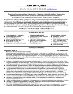 Click Here to Download this Sales Representative Resume Template! http://www.resumetemplates101.com/Sales-resume-templates/Template-401/
