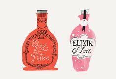 Danielle Kroll | Valentine's Cards