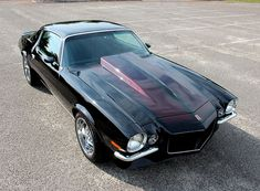 '71 Chevy Camaro Resto-Mod. Awesome American Musclecar!