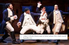 My favorite Hamilton and Text Posts pin possibly ever....
