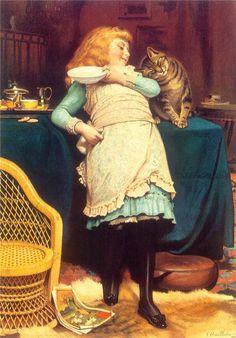 Английский художник Charles Burton Barber-2. Комментарии : LiveInternet - Российский Сервис Онлайн-Дневников