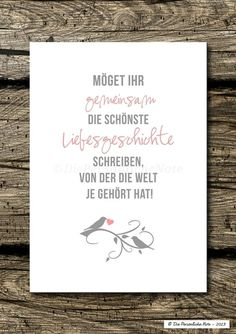 Print / Mural / Print: Love story (wedding) from The personal touch on . - Print / Mural / Print: Love story (wedding) from The personal touch on … - Love Story Wedding, Dream Wedding, Wedding Day, Wedding Congratulations, Wedding Quotes, Just Married, Marry Me, Wedding Gifts, Wedding Planner