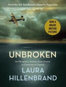 Unbroken: The Movie, the Book, and Standout World War II Readalikes