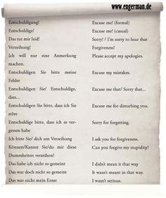 Deutsch Lernen | Learn German