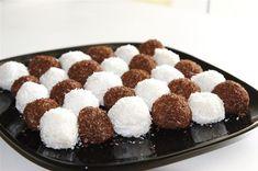 Semolina balls, How To Gourmet Recipes, Sweet Recipes, Dog Food Recipes, Cake Recipes, Cooking Recipes, Turkish Recipes, Ethnic Recipes, Food Platters, Cupcake Cakes