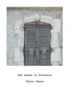 Provence  photographic journal by jonesyinc on Etsy, £2.00