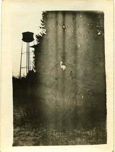 The Water Tower Man