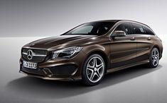 Zo ziet de Mercedes CLA Shooting Brake er als AMG Line uit
