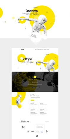 Dottopia Web Design
