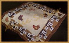 toalhas de mesa com aplicações em patchwork - Pesquisa Google
