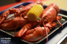 Twin Lobster Dinner from Southside Fish and Clam in Lindenhurst, NY (Long Island)