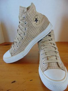 d32c55816a69 Converse Chuck Taylor All Stars High Top Sneakers Men 8.5 Wmn 10.5 Brown  Shoes