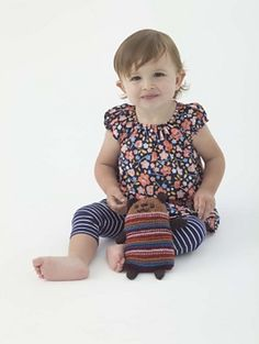 Free Knitting Pattern from Lion Brand Yarn.