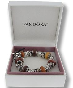 Pandora Inspiration: Wooden Beads