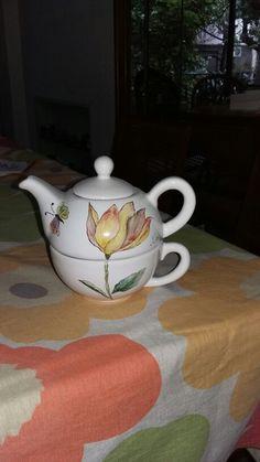 Kit de tetera y taza