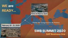 #SMBInnovationSummit 2020 der #SAP– Wir sind dabei! Wir werden mit unserem #B1WebFramework für #SAPBusinessOne da sein. Besuchen Sie uns am Stand Nummer 7
