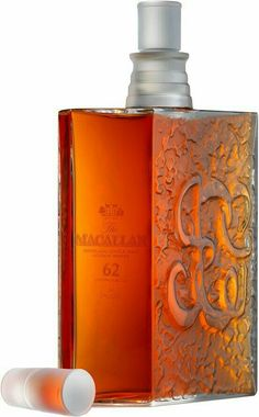 The Macallan 62 Year Old Single Malt Scotch Whiskey