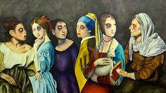 Maltratadas by Laura Castillo Madonar, via Behance