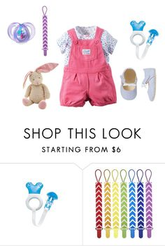 """""""Sin título #3101"""" by alejaborrayo on Polyvore featuring Gymboree, Baby, girl, Six y months"""
