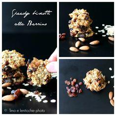 speedy biscotti alla Berrino con fiocchi d'avena e succo di mela