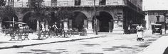 Plaza Zaragoza Palacio Municipal 1920