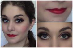 Basic Stage Makeup Tutorial