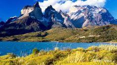 new zealand national park wallpaper