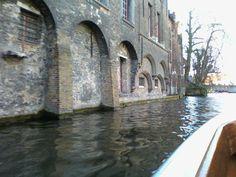 Pequeña Venecia del norte , Brugges