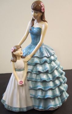 Royal Doulton Mother's Figure of the Year 2016 Cherished Moment HN5771 Figurine
