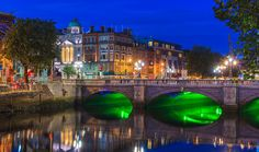I am going to explore Dublin as it relates to all things related to wheelchair accessibility. I think you will be pleasantly surprised at how accessible the ...