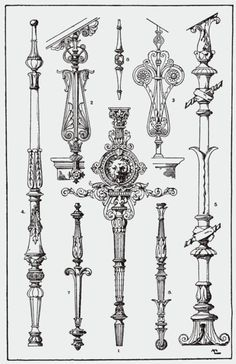 cast iron consoles, corbels and an urn - Google 搜尋