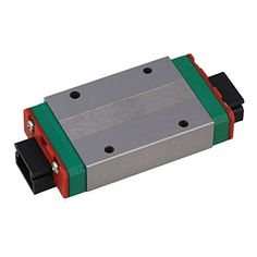 BQLZR Mini MGN15H Extension Linear Guide Rail Sliding Block for Linear Sliding Device Precision Measurement Manufacturing Equipment ** BEST VALUE BUY on Amazon