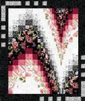 Bargello Quilts An Overview and 8 Easy Bargello Quilt Patterns - shelia williams Colchas Quilting, Machine Quilting, Quilting Projects, Quilting Designs, Quilt Design, Bargello Quilt Patterns, Bargello Quilts, Quilt Block Patterns, Patchwork Patterns