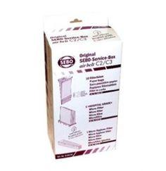 Sebo 6 Carton Service Kit for C Series Vacuum Cleaners Best Vacuum, Vacuum Bags, Cleaning, Kit, Vacuum Cleaners, Filter, Vacuums, Home Cleaning, Philtrum