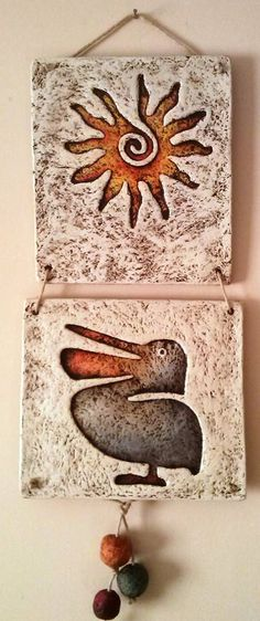 Tutoriales Bricolage, manualidades e ideas Ceramics Projects, Clay Projects, Pasta Piedra, Salt Art, Mother Painting, Diy And Crafts, Paper Crafts, Plaster Art, Pottery Sculpture