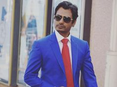Nawazuddin Siddiqui's look in 'Munna Michael' in quite different and he looks like a handsome lad in the film.
