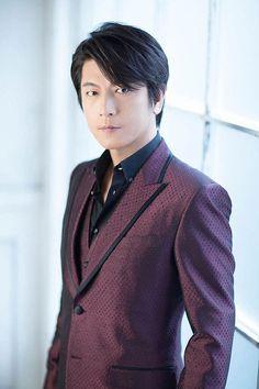 及川光博 Oikawa, Japanese, Entertaining, Actors, Blazer, Movies, Beautiful, Fashion, Moda